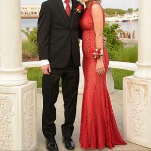 Red Jovani Prom Dress!!